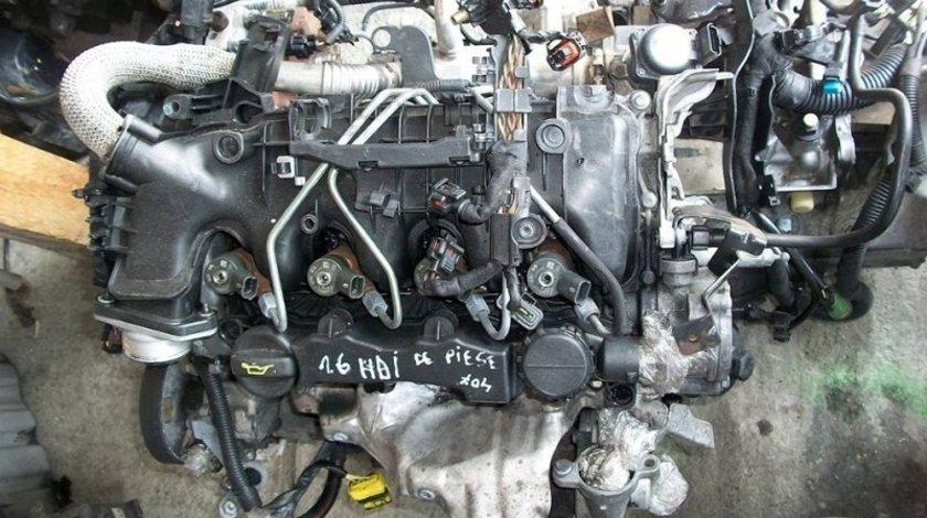 Chiulasa Peugeot 407 (2004-2011) 1.6HDI CU 2 AXE CU CAME