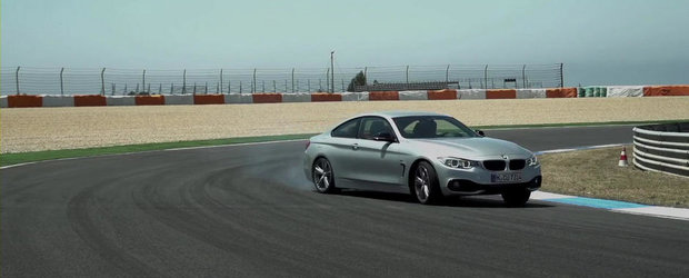Chris Harris ia la testat noul BMW 435i Coupe