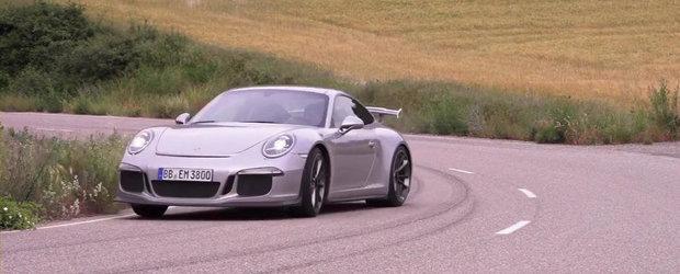 Chris Harris ia la testat noul Porsche 911 GT3