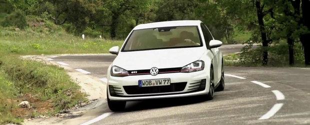 Chris Harris ia la testat noul Volkswagen Golf VII GTI