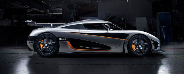 Christian von Koenigsegg te invita sa descoperi in detaliu noul One:1