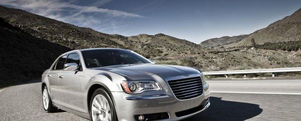Chrysler 300 Glacier Edition, anuntat oficial