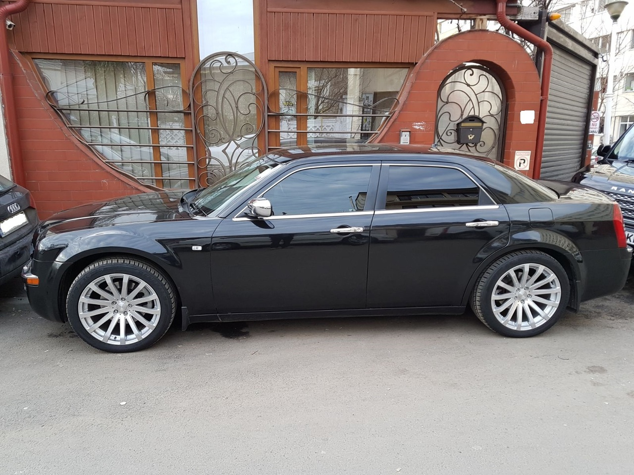 Chrysler 300C 3.0 CRD 2008