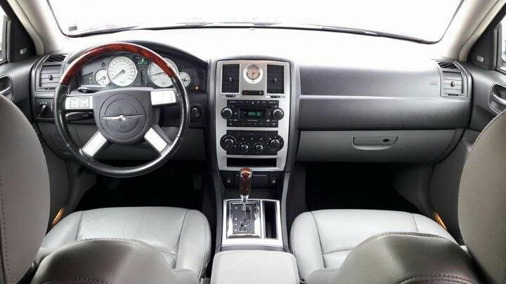 Chrysler 300C 3.0crd 2006