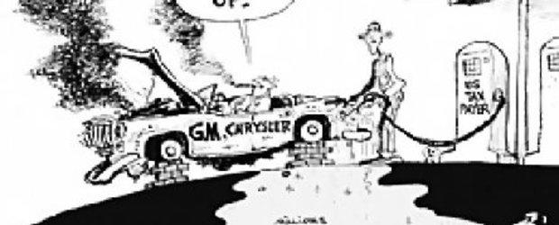 Chrysler şi GM mai papa nca 5,5 miliarde de dolari