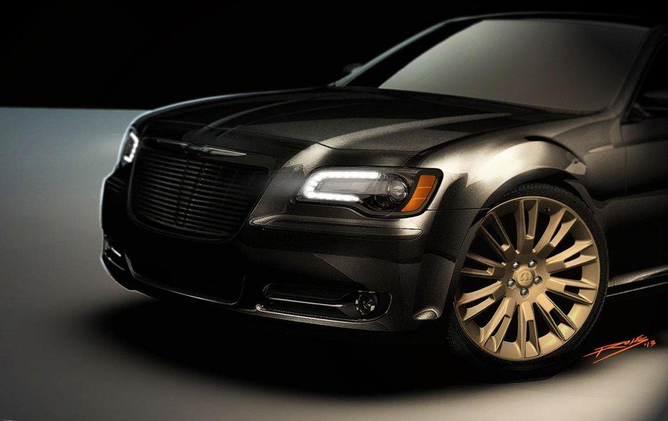 Chrysler anunta 20 de proiecte pentru SEMA 2013