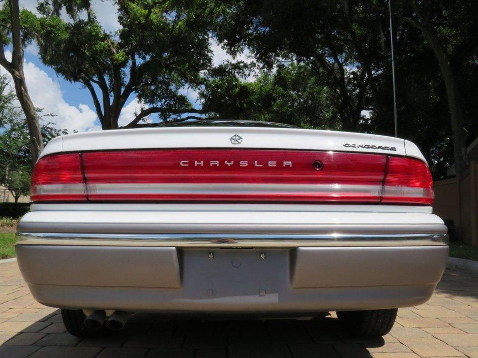 Chrysler Concorde de vanzare