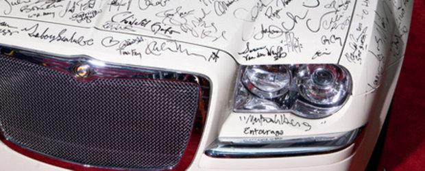 Chrysler doneaza un 300C pentru Haiti