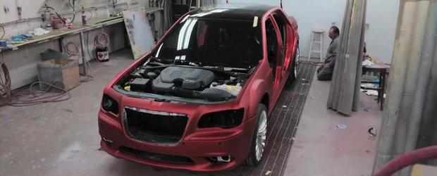 Chrysler ne arata cum a luat nastere conceptul 300 Turbine