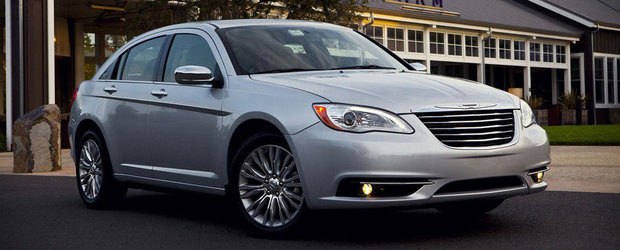 Chrysler recheama in service 490.000 de masini