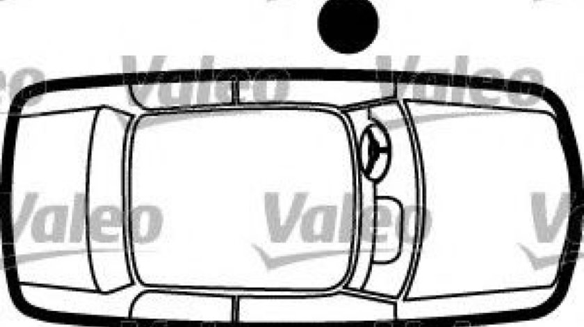 Cilindru inchidere RENAULT MEGANE I Break (KA0/1) (1999 - 2003) VALEO 256607 piesa NOUA
