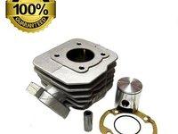 Cilindru / Set motor scuter Peugeot 2T 80 cc -47 mm - Calitatea 1