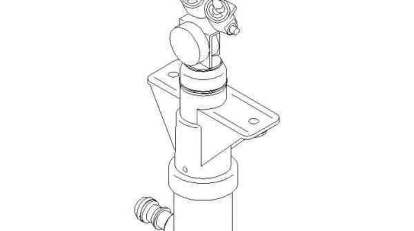 cilindru spalator faruri AUDI A6 Avant 4B5 C5 TOPRAN 111 411