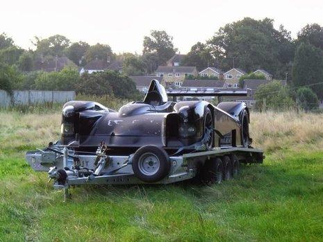 Cimitirul de masini