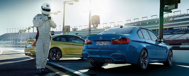 Cinci aspecte pe care nu le stiai despre noile BMW M3 Sedan si BMW M4 Coupe