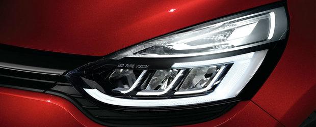 Cinci dotari cu care noul Renault Clio te va da pe spate. PLUS cat costa masina franceza