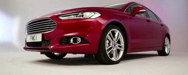 Cinci motive pentru care noul Ford Mondeo merita luat in seama