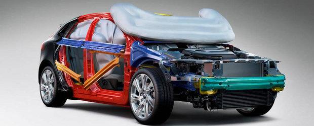 Cinci secrete ale airbag-urilor din masina ta