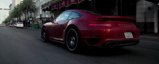 Cinci zile si 5.000 de kilometri la bordul noului Porsche 911 Turbo S