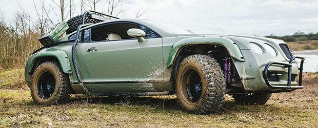 Cine-ar fi crezut ca un Bentley poate arata asa? Acum il poti avea, si este mai ieftin decat crezi