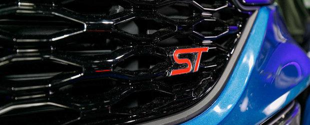 Cine ar fi crezut? Noua masina de performanta de la Ford e incaltata cu anvelope originale Mercedes-Benz