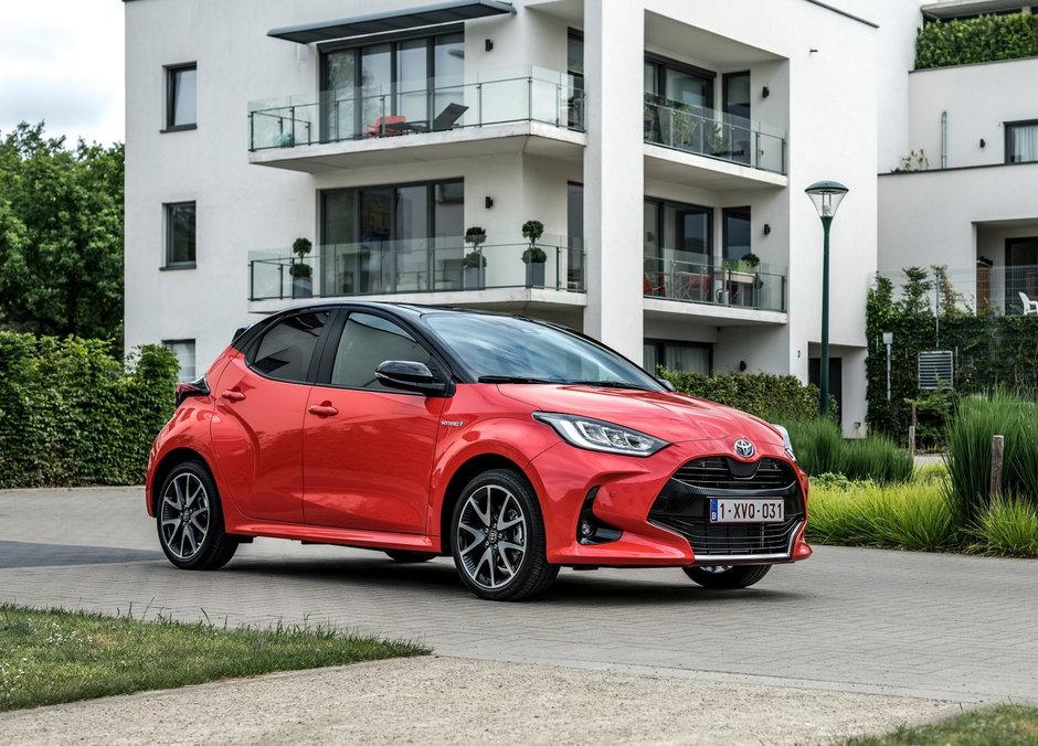 Cine ar fi crezut? O Toyota este Masina Anului 2021 in Europa! Nemtii nici macar nu au prins podiumul