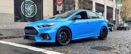 Cine ar fi putut prezice asta? Un Focus RS s-a vandut recent cu 550.000 dolari!
