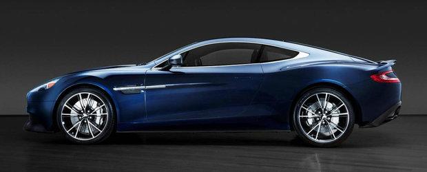 """Cine cumpara acest Aston Martin poate sa spuna in fiecare zi replica """"My name is Bond! James Bond"""""""