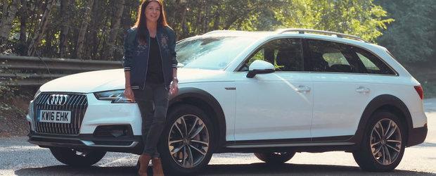 Cine mai are nevoie de un SUV atunci cand exista aceasta masina?