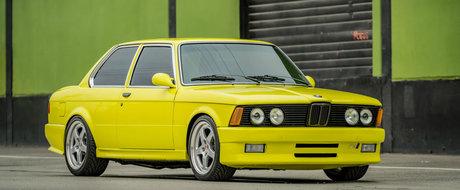 Cine nu-si doreste un BMW ca asta fie minte, fie nu se pricepe deloc la masini
