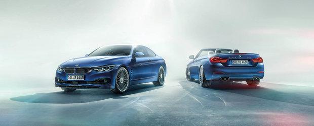 Cine poate inlocui BMW-ul M4 mai bine decat un model Alpina?