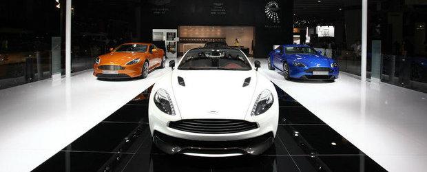 Cine va cumpara 50% din actiunile Aston Martin?
