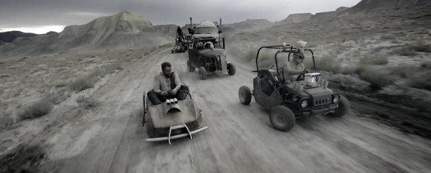 Cineva a recreat urmarirea din Mad Max: Fury Road si i-a iesit de minune
