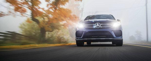 Cineva sa ne-ajute cu numaratoarea. Mercedes anunta lansarea unui nou model marca AMG