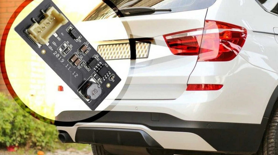 Circuit Modul Placa Stop BMW X3 F25 Defect b003809.2 Stop Haion - IN STOC -