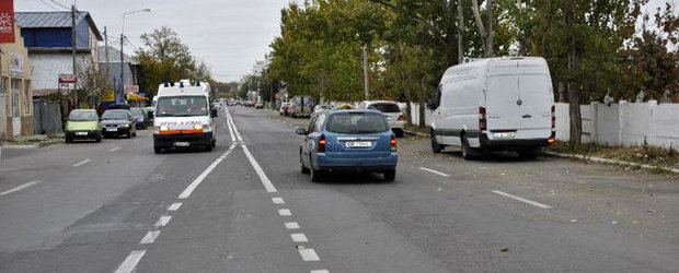 Circulatia pe DN 66, in localitatea Romanesti, va fi inchisa timp de 2 zile