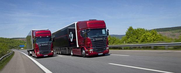 Circulatia vehiculelor cu tonaj mare va fi interzisa pe 30 aprilie si 1 mai