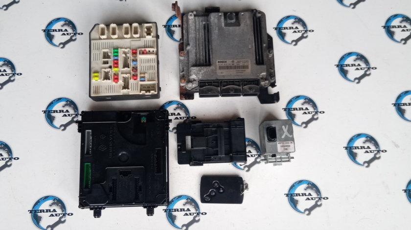 Cititor card Renault Laguna 3 2.0 DCI 110 KW 150 CP cod motor M9R