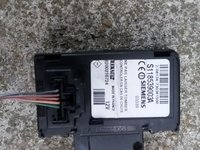 Cititor card si buton start stop renault megane 2 scenic 2003 - 2006.