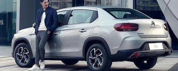 Citroen a copiat Dacia cand a lansat masina asta. Preturile pornesc de la putin peste 14.000 de euro