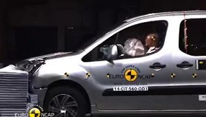 Citroen Berlingo - Crash Test by EuroNCAP
