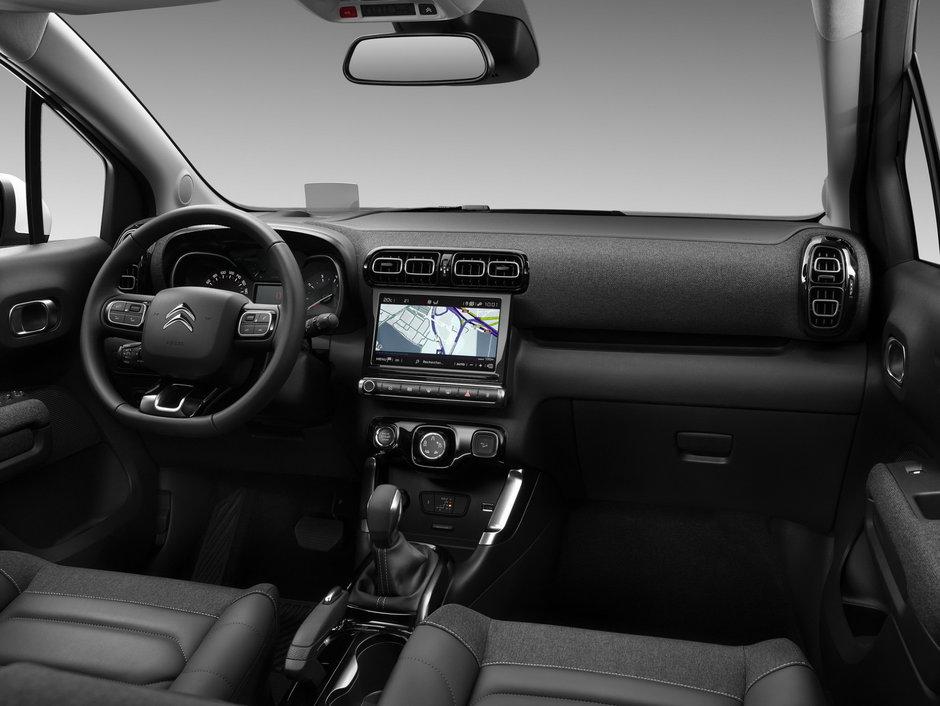 Citroen C3 Aircross facelift