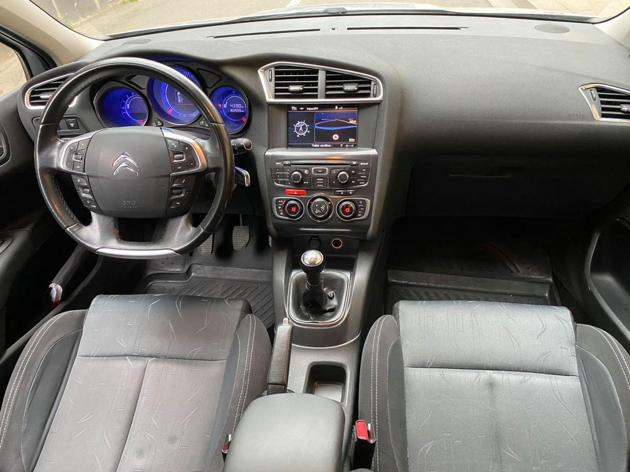 Citroen C4 1.6HDI 2011