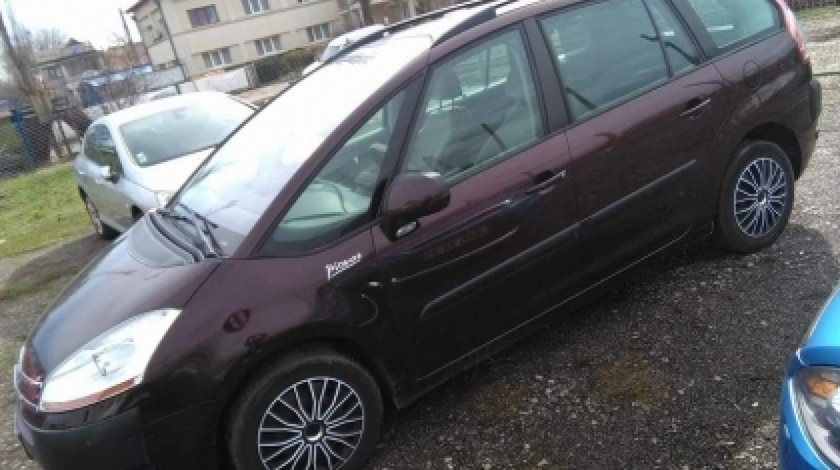 Citroen C4 Picasso 1.6HDi avans 10%, rate 1-5 ani 2008