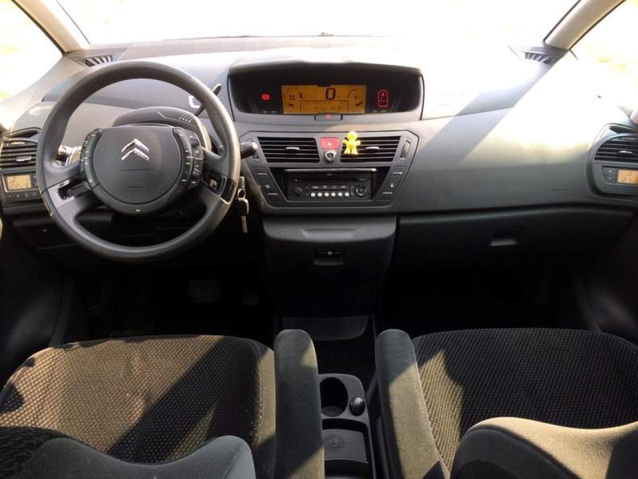 Citroen C4 Picasso 1.6HDi, rata 85eur, avans 0 2007