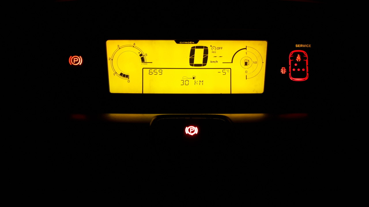 Citroen C4 Picasso PANORAMIC 1.6 HDI 2009