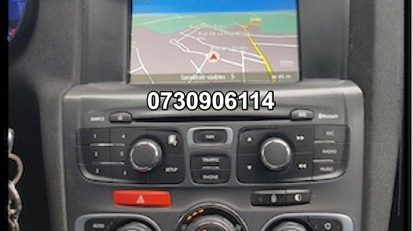 CITROEN CD harti navigatie C2 C3 C4 C5 C6 C8 Europa + ROMANIA 2020 Rt3