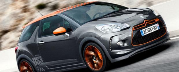 Citroen DS3 Racing, un nou rival in competitia hothatch