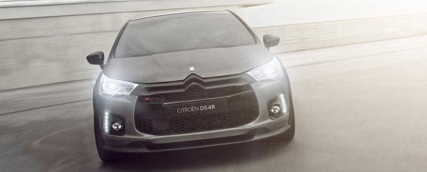 Citroen DS4 Racing Concept - Un concept car 100% sportiv