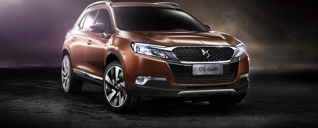 Citroen prezinta la Beijing primul SUV din gama DS